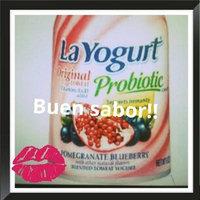 La Yogurt Probiotic Pomegranate Blueberry Blended Lowfat Yogurt Original 6 Oz Cup uploaded by Katerin H.