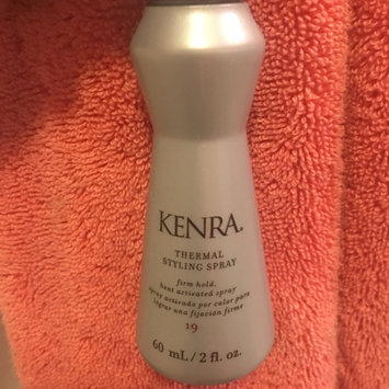 Kenra Thermal Styling Hair Spray uploaded by Ashley N.
