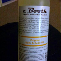 c. Booth Original Bath & Body Oil uploaded by Amy S.