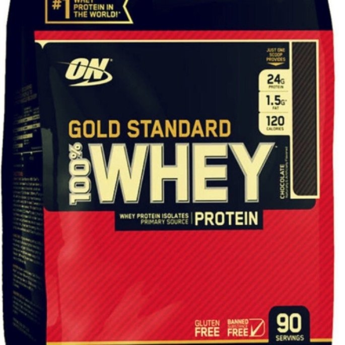Optimum Nutrition Gold Standard Natural 100% Whey Protein uploaded by Joe G.