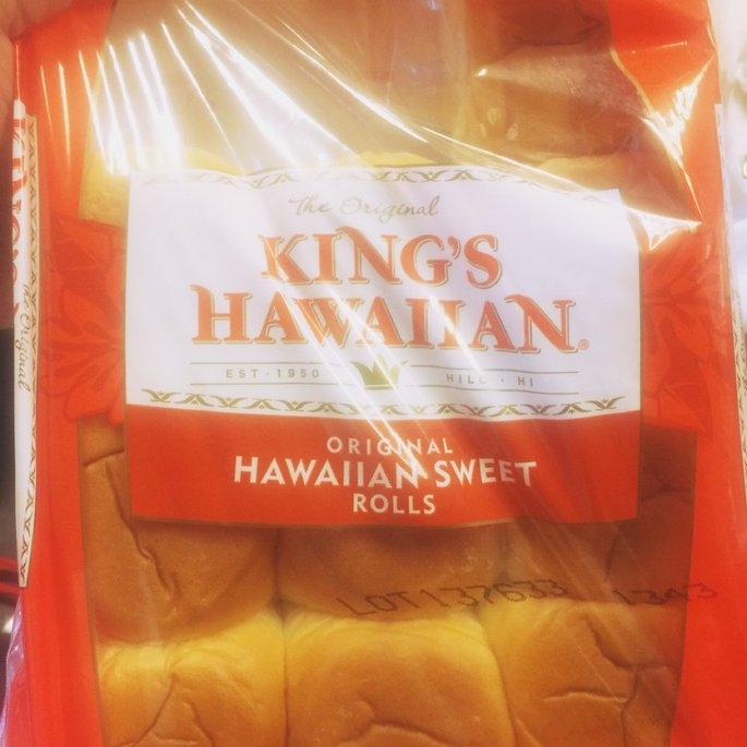 King's Hawaiian Original Hawaiian Sweet Rolls uploaded by Alexandra C.