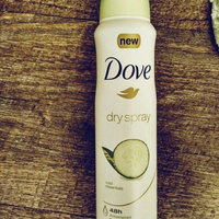 Dove Dry Spray Antiperspirant Cool Essentials uploaded by Arwa K.