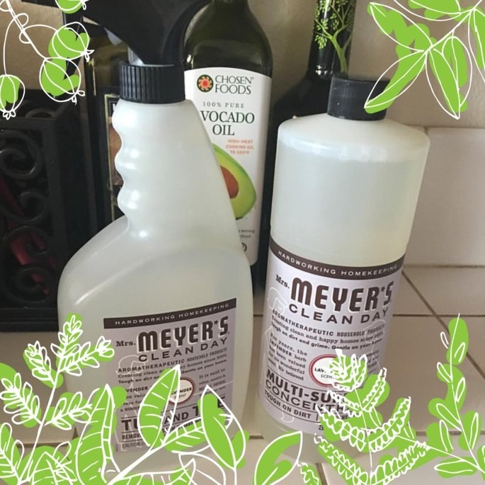 Mrs. Meyer's Clean Day All Purpose Cleaner Lavender uploaded by Carly S.