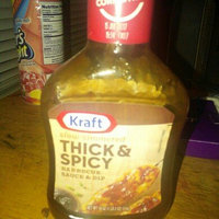 Kraft Thick & Spicy Barbecue Sauce 18 oz. Bottle uploaded by Sally G.
