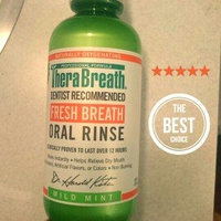 TheraBreath Naturally Oxygenating Oral Rinse uploaded by Afreen S.