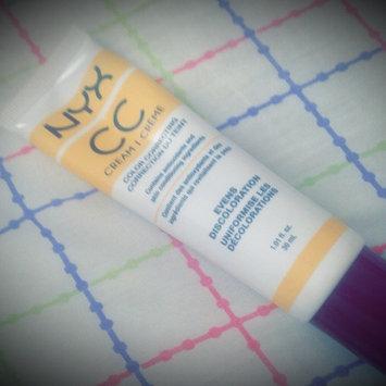 Photo of NYX Color Correcting Cream uploaded by Maryliz M.