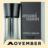 Giorgio Armani Armani Mania For Him Eau De Toilette uploaded by Megan C.
