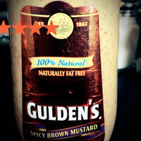 Gulden's Spicy Brown Mustard uploaded by Penny S.