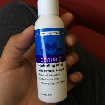 derma e Hyaluronic Hydrating Mist uploaded by Jasmen P.