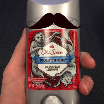 Old Spice Wild Collection Invisible Solid Anti-Perspirant & DeodorantWolfthorn Scent uploaded by Danielle L.