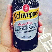 Schweppe's Lemonade 375ml can uploaded by Steph J.