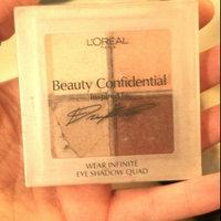 L'Oréal Paris Beauty Confidential Wear Infinite Eye Shadow uploaded by Cree G.