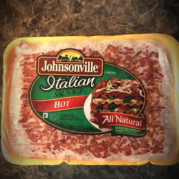 Photo of Johnsonville® Italian Hot Sausage uploaded by Maria C.