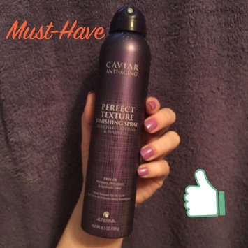 Photo of ALTERNA Caviar Anti-Aging(R) Perfect Texture Finishing Spray 6.5 oz uploaded by Karen Y.