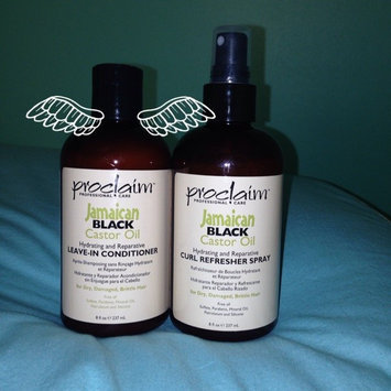 Photo of Proclaim Jamaican Black Castor Oil Hydrating and Reparative Leave-In Conditioner uploaded by Michelle F.