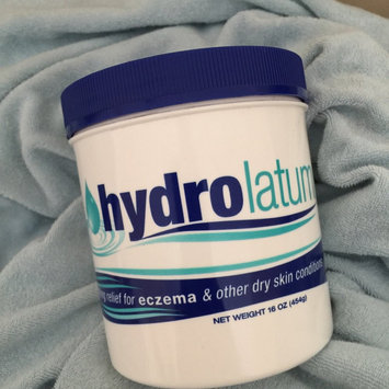 Photo of DENISON PHARMACEUTICALS HYDROLATUM SKIN CREAM Size: 1 LB uploaded by MemeSu A.