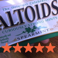 Altoids Curiously Strong Spearmint Mints uploaded by Annie M.