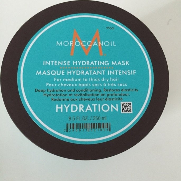 Moroccanoil Intense Hydrating Mask uploaded by Maira D.