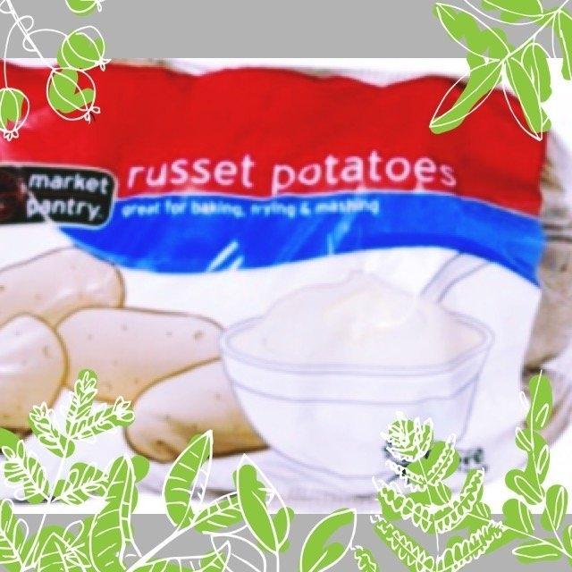 Market Pantry Russet Potatoes 10 lb uploaded by Darlene H.