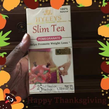 Hyleys Tea Slim Tea, Goji Berry, 1.32 Ounce 25 Tea Bags [Goji Berry, 1.32 Ounce] uploaded by Nitosha S.