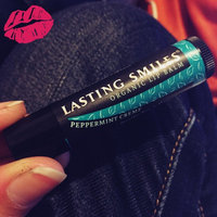 Lasting Smiles® Peppermint Creme Organic Lip Balm- 0.15 oz uploaded by Nina A.