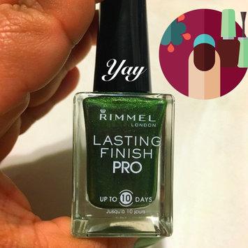 Rimmel Lasting Finish Pro Nail Enamel uploaded by Aminta G.