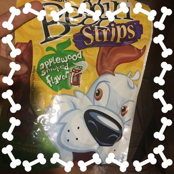 Photo of Purina Beggin' Strips Beggin' Strips Bacon Flavor Bacon Dog Snacks uploaded by Massielle Nathalie M.