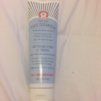 FAB First Aid Beauty Face Cleanser 28.3g uploaded by Livv M.