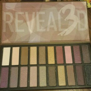 Coastal Scents Revealed 3 Palette uploaded by Shelly W.