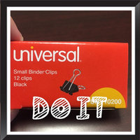 Universal Products Universal Office Products Paper and Binder Clips Universal 1/4 uploaded by Dreu S.