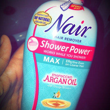 Photo of Nair Shower Power Max with Moroccan Argan Oil uploaded by Melissa F.