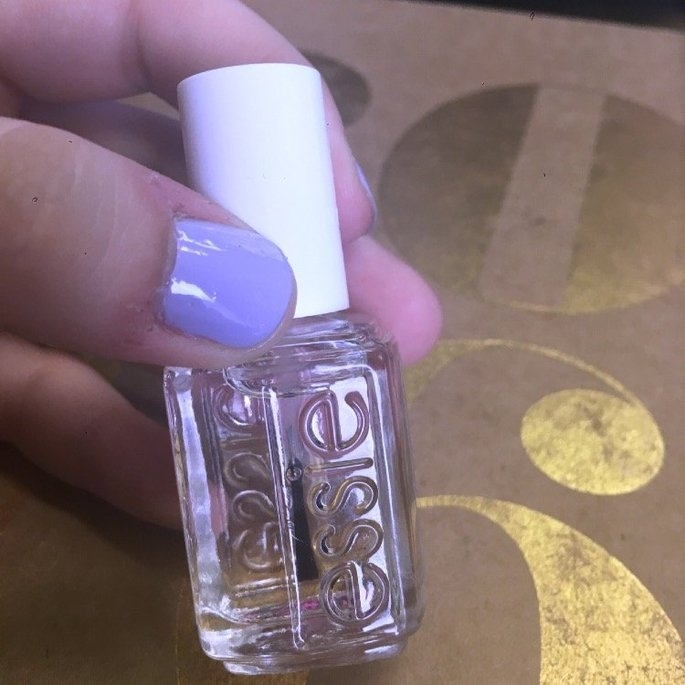 essie nail care essie Nail Care - No Chips Ahead Top Coat uploaded by Macy S.