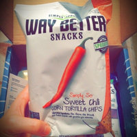 Way Better Snacks Sweet Chili Tortilla Chips uploaded by Ana M.