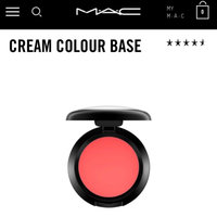 MAC Pro Expansions Cream Colour Base uploaded by A T.