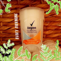 Degree Clinical Protection Antiperspirant and Deodorant uploaded by Aerial P.