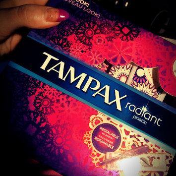 Photo of Tampax Radiant Regular uploaded by Jolene C.