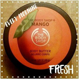 Photo of The Body Shop Travel Size Mango Body Butter uploaded by Karla C.