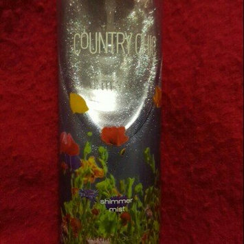 Photo of Bath & Body Works® Signature Collection Country Chic Shimmer Mist uploaded by Bertha A.