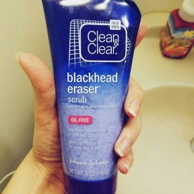 Clean & Clear Blackhead Eraser uploaded by Courtney H.