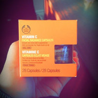 The Body Shop Vitamin C Facial Radiance Capsules 28 capsules uploaded by Lisa D.