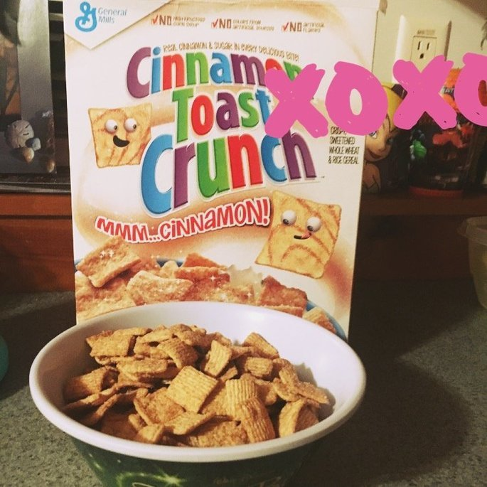 Cinnamon Toast Crunch Cereal uploaded by Angela C.