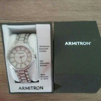 Armitron Women's Showcase Dress Watch, Metal Bracelet uploaded by Angelica M.