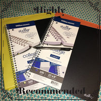 Office Depot(R) Brand Stellar Notebook, 8in. x 11in, 1 Subject, College Ruled, 200 Pages (100 Sheets), Black uploaded by Aaliyah R.