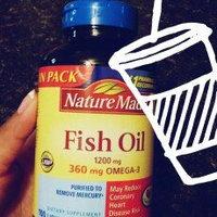 No Burp Omega-3 Fish Oil 1000 mg, 180 Softgels, Mason Natural uploaded by Fabiola D.