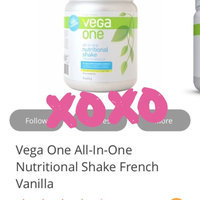 Vega One All-In-One Nutritional Shake French Vanilla uploaded by Yosfire R.