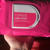 Clinique Pep-Start Quick Cleansing Swipes 50 towelettes uploaded by Kim R.
