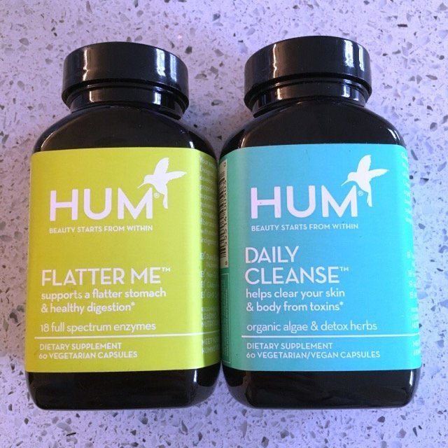 Hum Nutrition Daily Cleanse(TM) 60 Capsules uploaded by Justine D.