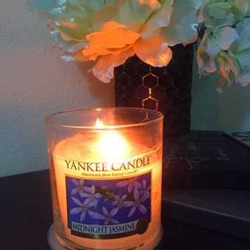 Yankee Candle Midnight Jasmine 7-Ounce Tumbler Candle, Small uploaded by Bahare K.