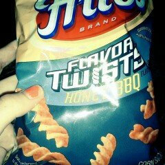 Photo of Fritos® FLAVOR TWISTS® Honey BBQ Flavored Corn Chips uploaded by ali w.