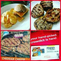 Johnsonville® Grillers Cheddar Bacon Brat Patties uploaded by Chellsie V.